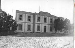 Tunisie - TOZEUR - GENDARMERIE NATIONALE EN  1956 - Photo J.COMBIER à MACON  10.5 X 16 - Police