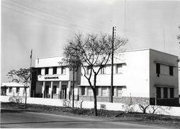 Maroc - BERKANE -  GENDARMERIE EN  1959 - Photo J.COMBIER à MACON  10.5 X 15 - Police