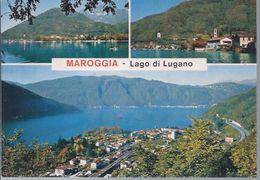 Maroggia - Lago Die Lugano - Mehrbild (3) -   **AK-93049** - TI Tessin