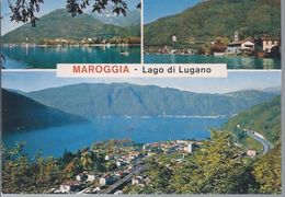 Maroggia - Lago Die Lugano - Mehrbild (3) -   **AK-93049** - TI Ticino