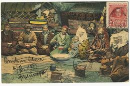 Kirghizistan Altai Dans Une Yourte Iourte P. Used - Kirghizistan