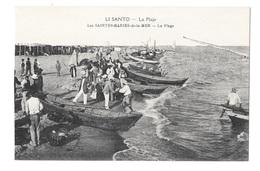 (18463-13) Les Saintes Maries De La Mer - La Plage - Saintes Maries De La Mer