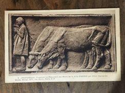 """62 - CPA ARRAS - """"PASTORALE"""" - Fragment Du Monument Aux Morts. - Arras"""