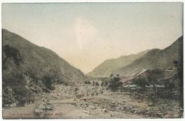 Nan Kou Pass Near Great Wall Hand Colored - Chine