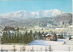Predeal - (Winterscene, Snow / Neige) - (Roemenie) - Roemenië