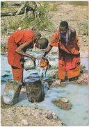 Gf. KENYA. Masai Women Collecting Water At Stream. 313 - Kenya