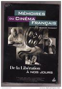 DVD Memoires Du Cinema Français De La Liberation A Nos Jours NEUF SOUS BLISTER (poids 250gr ) - Documentary