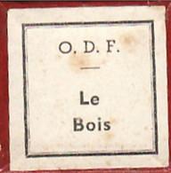 1 Film Fixe LE BOIS (ETAT TTB) - Bobines De Films: 35mm - 16mm - 9,5+8+S8mm