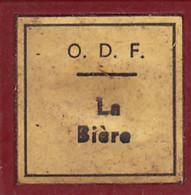1 Film Fixe LA BIERE (ETAT TTB ) - Bobines De Films: 35mm - 16mm - 9,5+8+S8mm