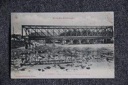 Saint GIRONS - Pont Du Chemin De Fer Sur Le Salat - Saint Girons
