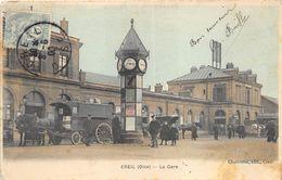 CREIL LA GARE - Gares - Sans Trains