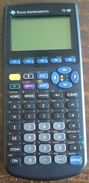 TEXAS INSTRUMENTS  TI-89 Calculator,dimensions 18x8cm - Technical