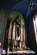 Carte Postale, Eglises, Churches Of France (Côte-d'Or), Arnay-le-Duc, Église Saint Laurent 5 - Kerken En Kathedralen