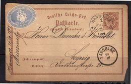 Helwingsche Hofbuchhandlung (Th. Mierzinsky) Hannover 1875 > Duncker & Heinblot Leipzig (97) - Allemagne