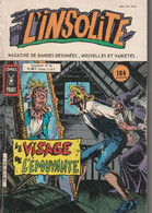 L'INSOLITE N° 25 Comics Pocket 1982 Poids 110 Gr - Insolite, L'