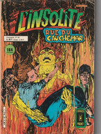 L'INSOLITE N° 24 Comics Pocket 1982 Poids 110 Gr - Insolite, L'