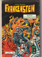 FRANKENSTEIN N°17 Comics Pocket 1980 Poids 130 Gr - Frankenstein