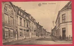 Deinze - Kortijkstraat - 1933 ( Verso Zien ) - Deinze