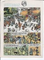In Tintin N° 40 - 1974 - Korrigan - Franz Et Vicq - Sans Titre - Inédit De 8 Pages - Livres, BD, Revues