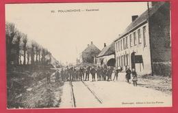 Pollinkhove - Vaarstraat ... Geanimeerd ( Verso Zien ) - Lo-Reninge