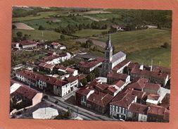VILLEFRANCHE D'ALBIGEOIS  VUE AERIENNE - Villefranche D'Albigeois