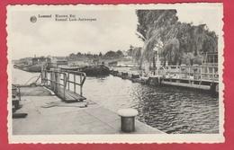 Lommel - Blauwe Kei - Kanaal Luik-Antwerpen  -1960 ( Verso Zien ) - Lommel