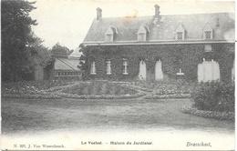 Brasschaet NA9: Le Voshof. Maison Du Jardinier 1906 - Brasschaat