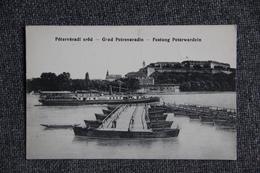 Pétervaradi Erod - Grad Petrovaradin - Festung Peterwardein - Hongrie