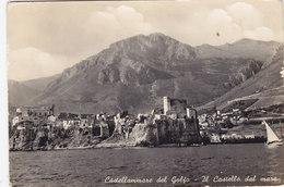 CASTELLAMMARE DEL GOLFO  / IL Castello Dal Mare _ Viaggiata - Trapani