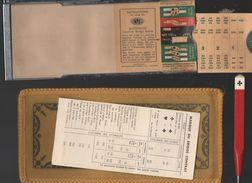 Automatic Contract Bridge Scorer  (avec étui Et Stylos) (F.7027) - Other