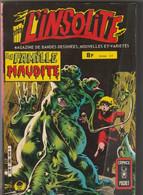L'INSOLITE Recueil Double 7007 Comics Pocket 1981 Poids 260 Gr - Insolite, L'