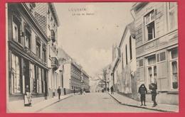 Leuven / Louvain - La Rue De Namur - 1908 ( Verso Zien  ) - Leuven