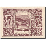 Billet, Autriche, Ebensee, 20 Heller, Bateau, 1920, 1920-12-31, NEUF - Autriche
