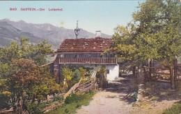 Bad Gastein - Der Lutherhof (6028) * 1914 - Bad Gastein