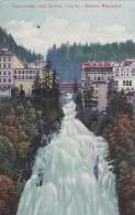 Tauernbahn - Bad Gastein -  Unterer Wasserfall (13194) - Bad Gastein