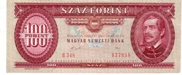 Hungary P.171 100 Forint 1989 Xf - Ungheria