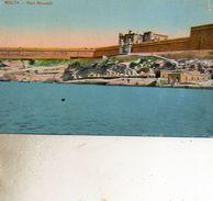 MALTE  PORT RICASOLITAT - Malta