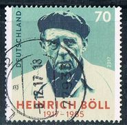2017  100. Geburtstag Von Heinrich Böll - [7] République Fédérale