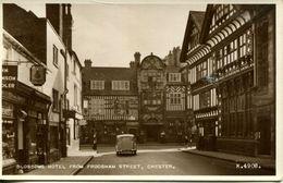Blossoms Hotel From Frodsham Street, Chester (003095) - Chester