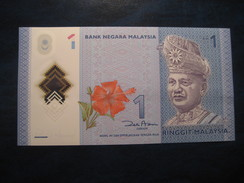 1 RM MALAYSIA Malaisie Unused UNC Banknote Billet Billete - Malaysia