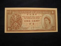 1 C HONG KONG China Chine Unused UNC Banknote Billet Billete - Hong Kong