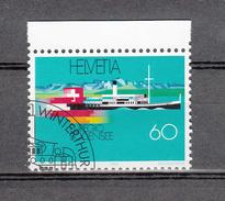 1993   N°845   OBLITERE      CATALOGUE  ZUMSTEIN - Suisse