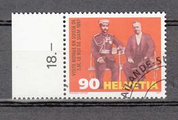 1997   N°926   OBLITERE      CATALOGUE  ZUMSTEIN - Suisse