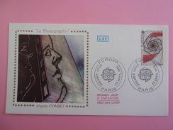 FRANCE FDC 1983 YVERT 2270 EUROPA 1983 - FDC