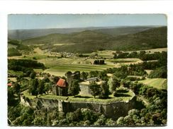 Cp - LICHTENBERG (67) - Vue Générale Le Chateau - Autres Communes