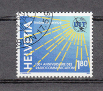 1994 UIT   N°15   OBLITERE      CATALOGUE  ZUMSTEIN - Service