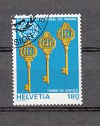 1994 BIT   N°15   OBLITERE      CATALOGUE  ZUMSTEIN - Service