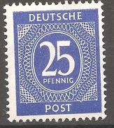 926 C Postfrisch - Geprüft - Zone AAS
