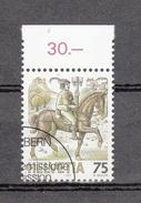 1986/89   N°740   OBLITERE      CATALOGUE  ZUMSTEIN - Suisse