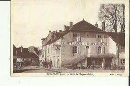 Sellières  39    Hotellerie  Du Chapeau-Rouge _Au Fond Garage Auto - France
